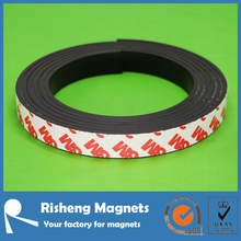 magnetic strip with 3M 468 adhesive backing