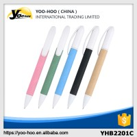 Logo customized plastic ball pen