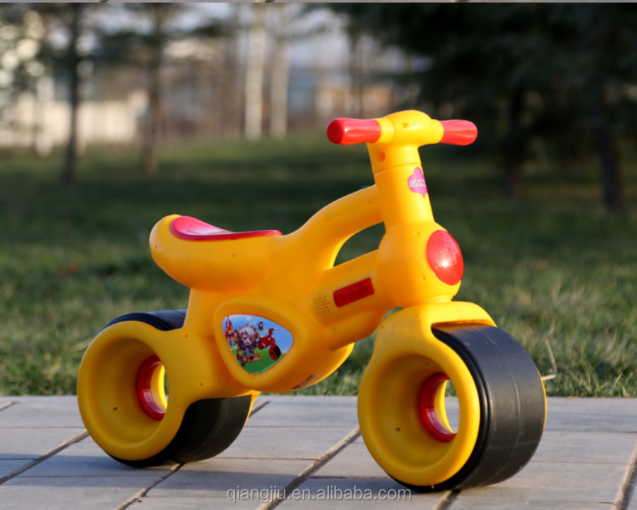Hot Selling Children Swing Car Ride On Toys Balance Push Bike