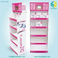 HIC Custom Printed Cardboard Jewelry Display