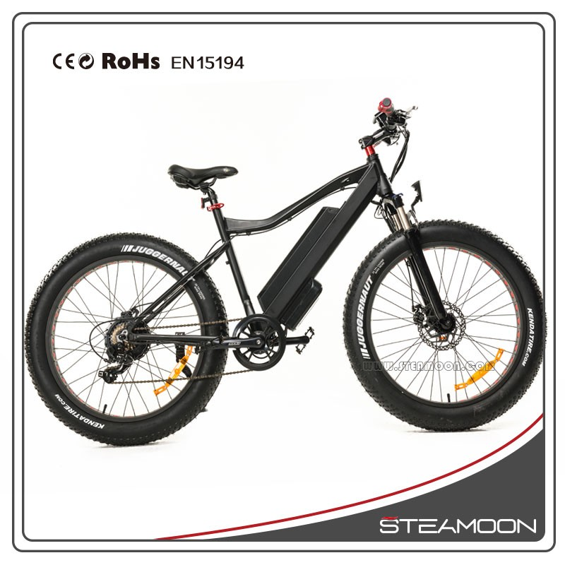 "2016 high quality 26""36V electric bike fat tire/fat tire mountain e bike with CE"