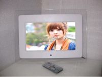 High Definition ads portable brilliant digital photo fram / digital photo frame support auto play function