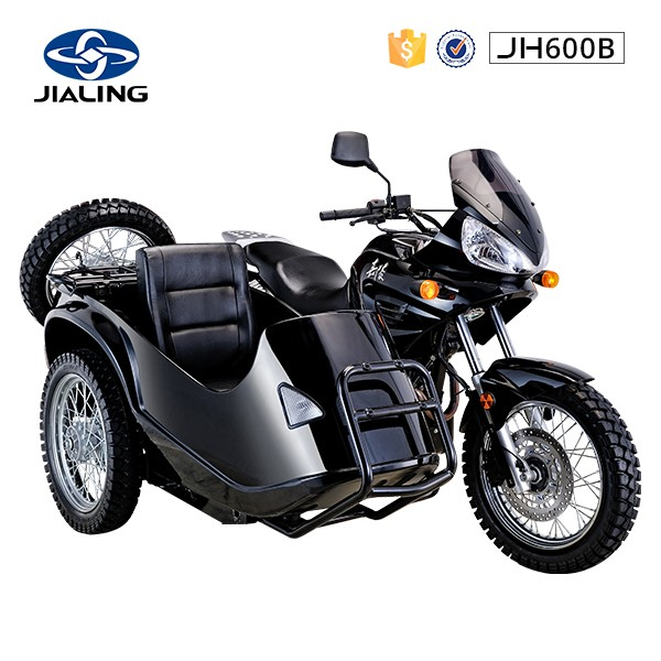 JH600B 600cc jialing good cheap motorcycles scooter sidecar for sale
