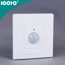 wifi electric wall switch socket 220v wall switch with indicator light for smart home British standard 8gang 1way switch---E2801