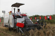 good functions of combine harvester 4LZ-2.0D