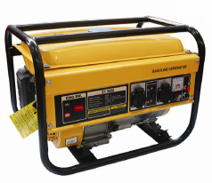 2.5kva gasoline generator with good quality