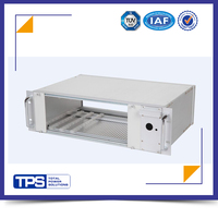 TPS sheet metal parts manufacturer custom design metal chassis