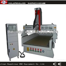 2016 Hot sale Multifunctional 4 axis CNC Router HN1335-R with Rotary