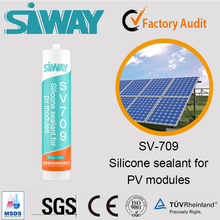 high quality silicone for Solar module silicone sealant with nice price on sale