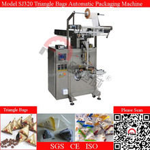 Triangle Bag Manual Feeding Automatic Vertical Packing Machine