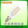 LED filament candle lampen