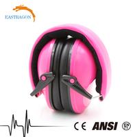 ABS caps Comfortable fashion Design Earmuffs hear Protection