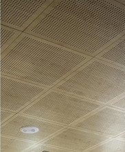 2016 KTV Project Sound Insulation Acoustical Ceiling Clouds