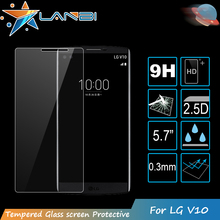 High Clear Supershieldz screen protector For LG V10