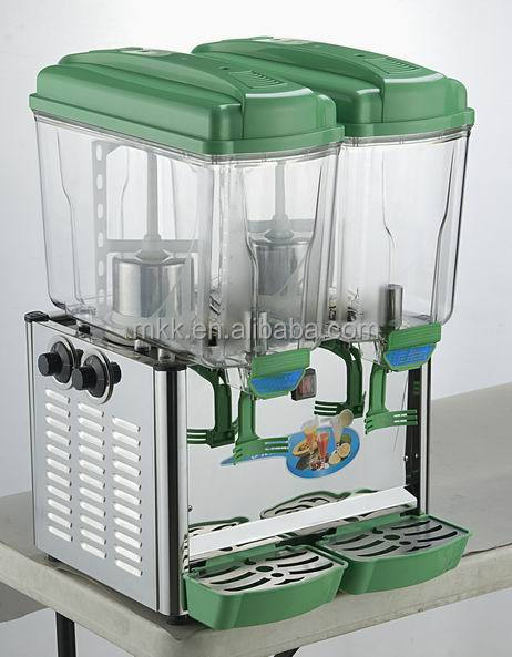 Cooling and heating juice dispenser/frozen yogurt dispenser/Used Juice Dispenser Machine pls call +86 13923181794