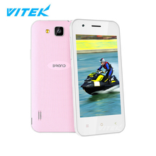 VITEK Cheap 4inch Alibaba Wholesale OEM Factory Dual Sim Slide Mobile Phone,Dual Sim Smart phone 4G LTE Cell Phone