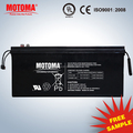 12v 250ah 260ah high capacity UPS battery Solar gel deep discharge battery