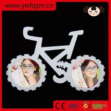 latest boy and girl bike picture photo frame