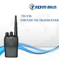 TD-V36 army use professional 5w handheld vhf uhf retro walkie talkie for mobile phone