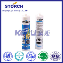 Storch A511 Acetic cure waterproof sealant for plastic for facotry