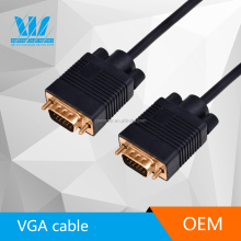 wholesale cheap selling ADP gold plated vga cable for PC DVD HDTV TV