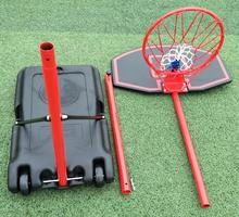 XY-BS218A High Quality Portable Movable Steel Basketball Hoop Stand