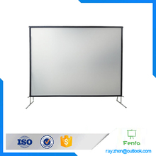 2017 Fast Fold Screen With Dress Kit Fast Fold Deluxe Screen System