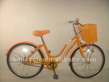 22 inch city bike lady comfort bicycle urban bike for sale SY-LB2202