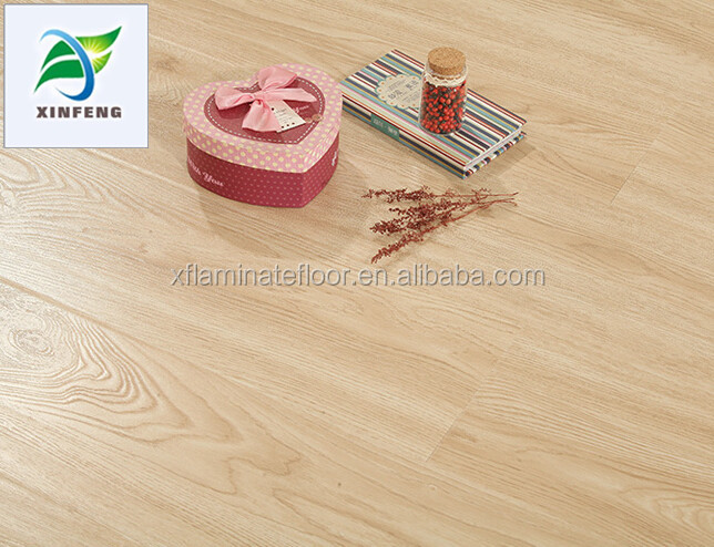 8mm ac1 ac2 ac3 abrasion proof non-groove laminate wood flooring