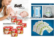 BOB baby diaper factory diaper oem suitable for africa market