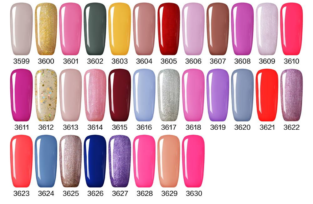 GelArtist Over 128 Colors Professional Nail Gel Polish Wholesale