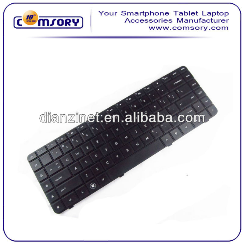 Laptop Keyboard Replacement For Hp-cq262