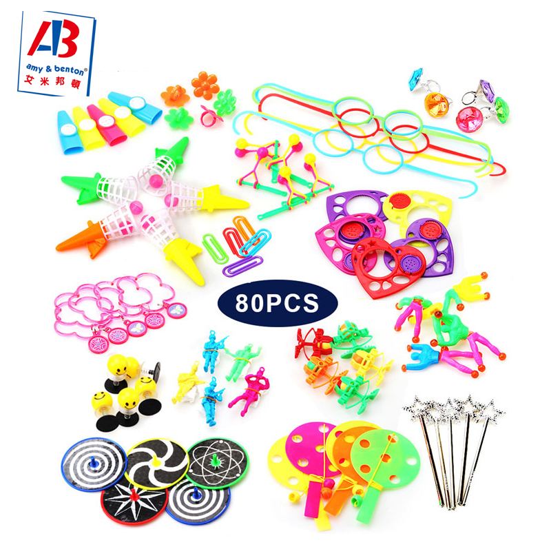 Hot selling 80pcs cheap import kids item party supply