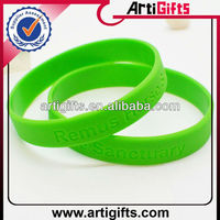 Fashion design low price silicone balance bracelet