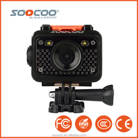 SOOCOO S60B Full HD Waterproof Action Cams with 2.4G Remote Control WIFI(Add 1*Battery)