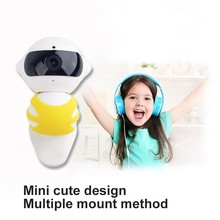 P2P Robot IP Wifi CCTV Wireless Security Mini CCTV Camera