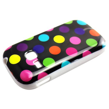 Polka Dot Soft Cover Case for Samsung Galaxy Young Duos S6310