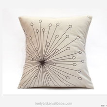 elegant modern decorative pillow,wholesale throw pillow cover
