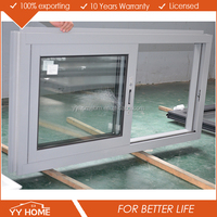 Wholesale caravan aluminium frame alloy sliding windows Hot selling