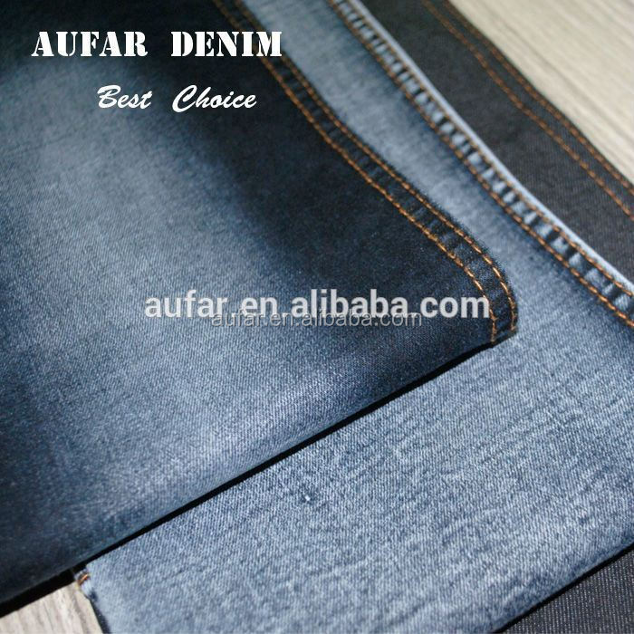 Aufar SIRO TR stretch cotton denim fabric for women's jeans/garments