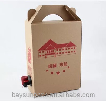 customized 1.5 3 5 10 20 110 220L for juice wine water liquid foil sliver transparent clear bag in box