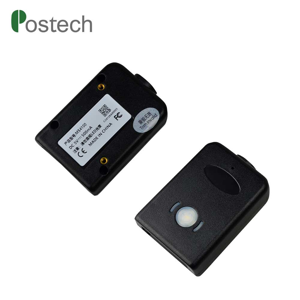 2019 New Cheaper Postech Automatic MRZ OCR passport reader 2D barcode scanner MS4100