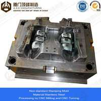 Xiamen A.S.E OEM Manufacturing Mold Parts for generic ensure