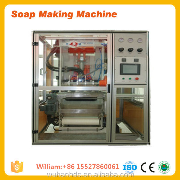 bar soap machine