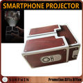 Universal DIY Portable Cardboard Projector for Smartphone Mobile phones