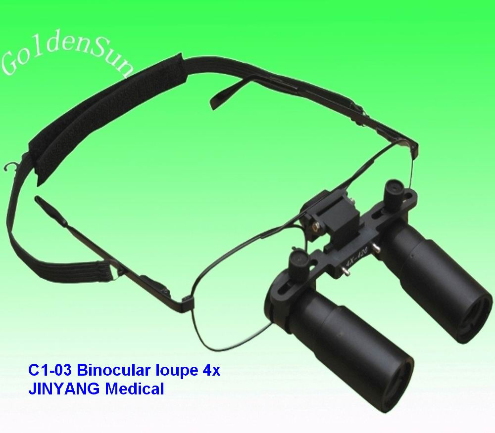 surgical microsurgery neurosurgery magnifying glasses medical binocular loupes