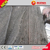 China wholesale cheap natural granite tile,Genies flamed natural granite tiles with high quality