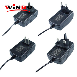 UK US EU AC Wall Plug ip44 DC 5V 6V 9V 12V 15V 16V 18V 19V Switch DC Power adaptor 500mA 1A 1.2A 1.5A 2A 2.5A 3A AC DC Adapters