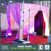 Chiana Responsible Manufactor Portable Pipe and drape backdrop stands