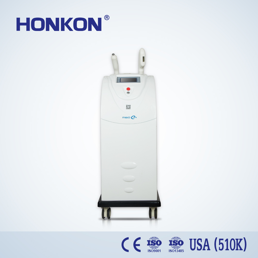HONKON Fda Approved High Quality Spa Shr IPL Hair Removal Machine For Acne Removal